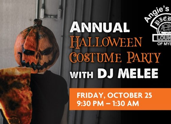 Halloween Costume Party with DJ Melee