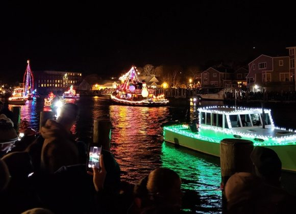 Lighted Boat Parade After Party