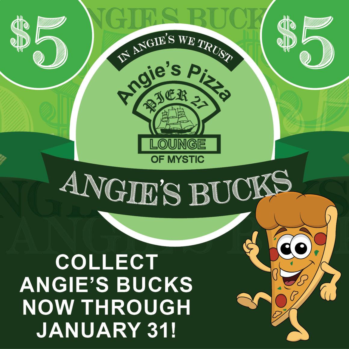 Angie's Bucks